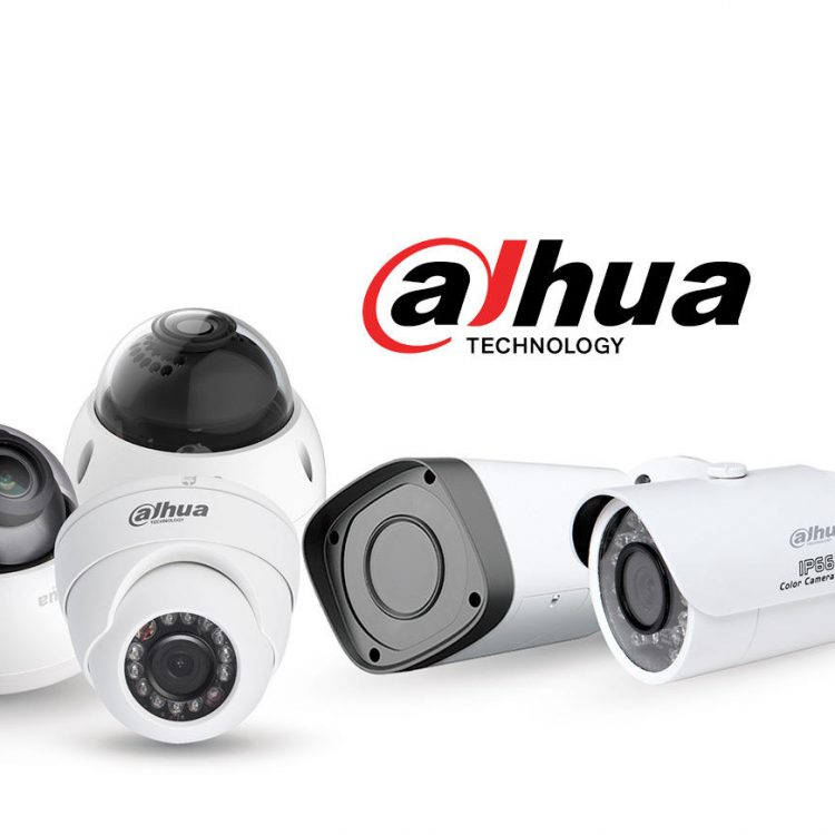 AHD/TVI/CVI камеры DAHUA
